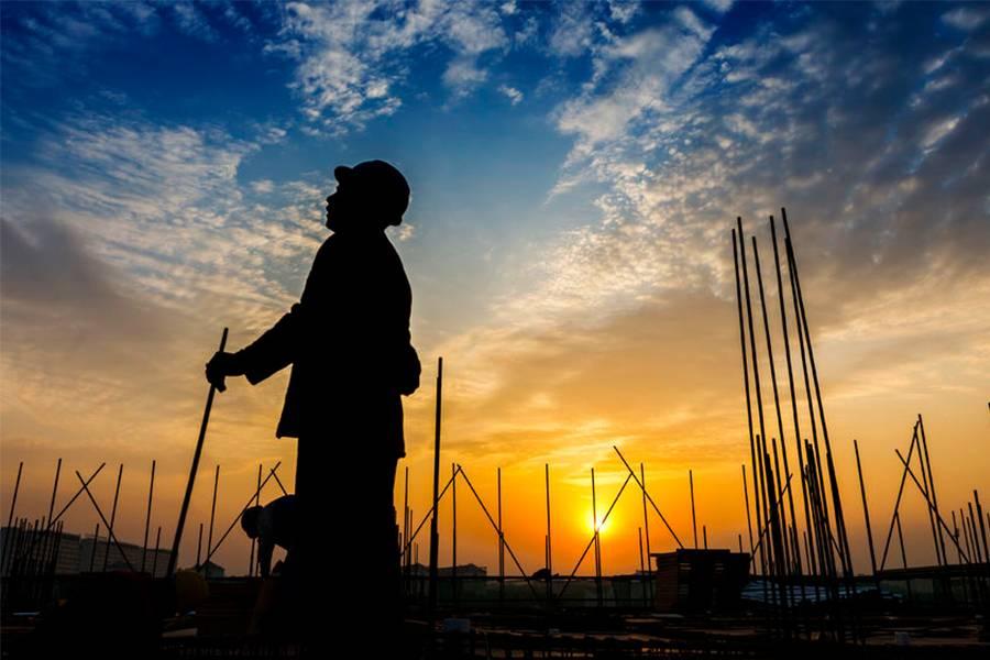 家装,工人,自有产业工人,建筑