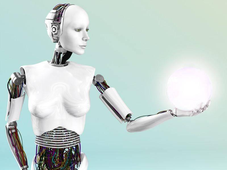 """机器人有了""""触觉"""",将如何颠覆医疗+制造业?"""