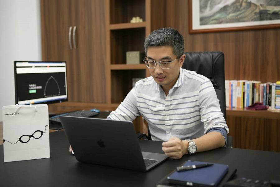 专访伊视可创始人马金同:半医半商的眼镜行业,真正做好有难度