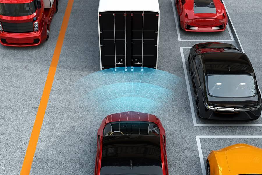 自动驾驶技术、自动驾驶车