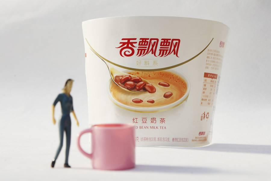 香飘飘奶茶