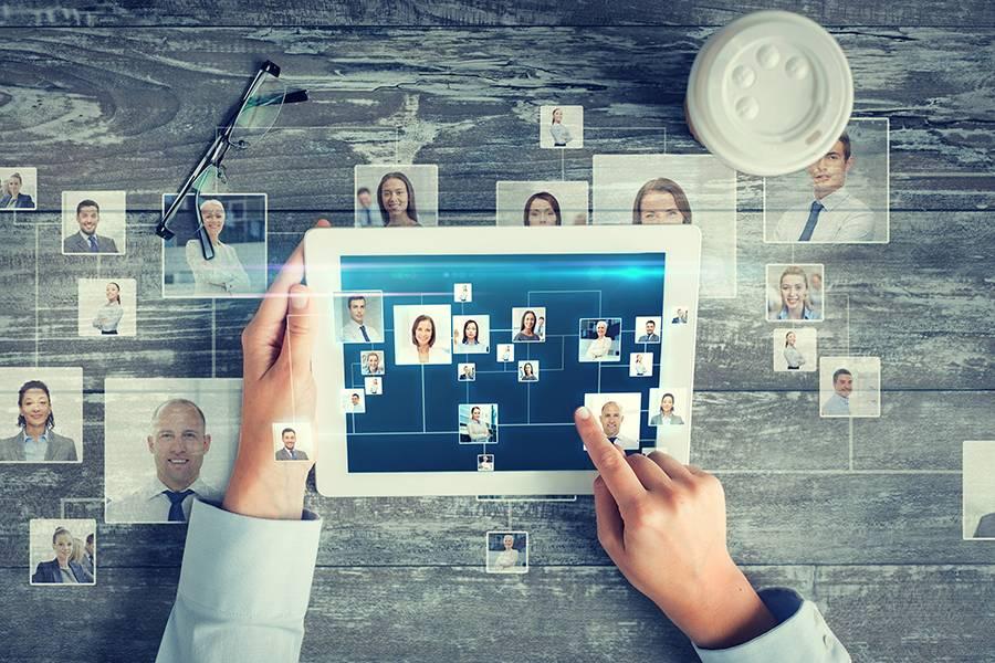 交流与交易:金融社交的源起、现状和未来