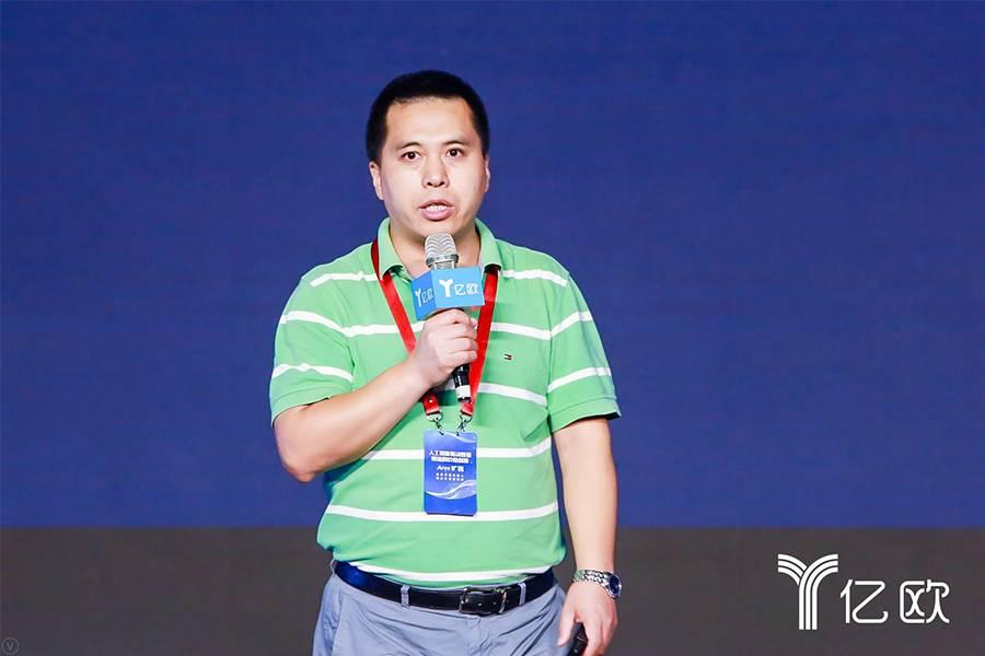 旷视艾瑞思总经理彭广平:打造智慧仓储大脑
