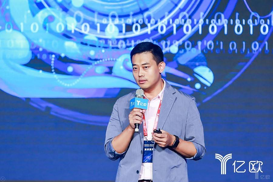 运满满副总裁徐强:物流不是风口,科技才是真正的风口