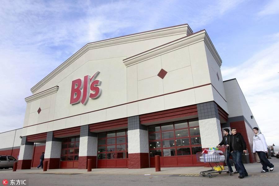 bjs,BJ's,Costco,会员制仓储式零售商,付费会员制