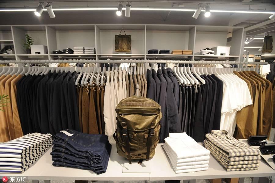 服装,中国服装市场规模,女装