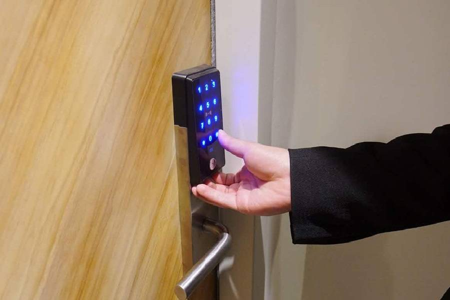 智能门锁,智能家居,智能门锁,安全漏洞