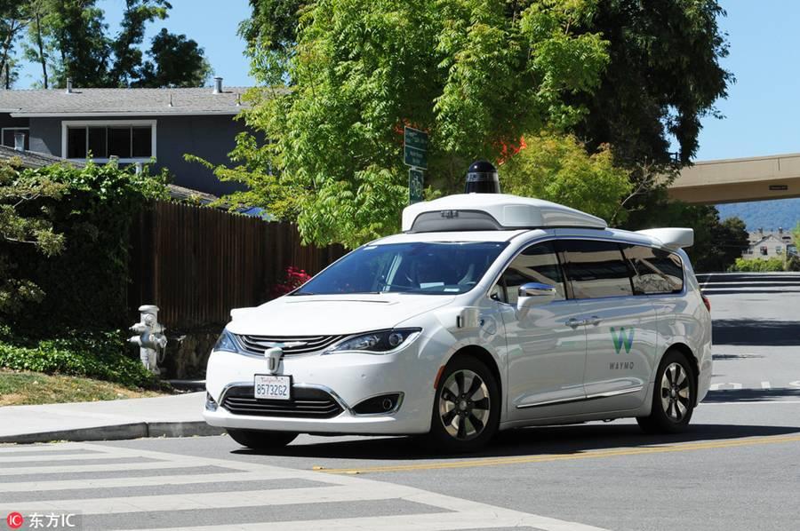 自动驾驶,谷歌,waymo