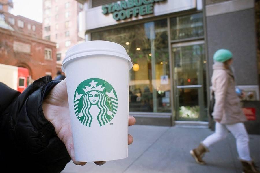 星巴克,啡快,自提,咖啡,星巴克