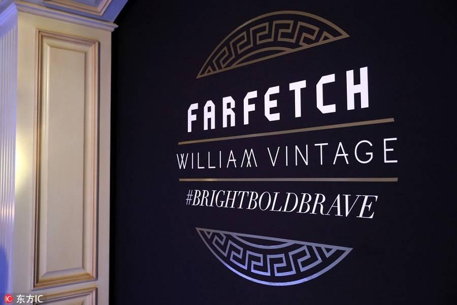 奢侈品电商,Farfetch