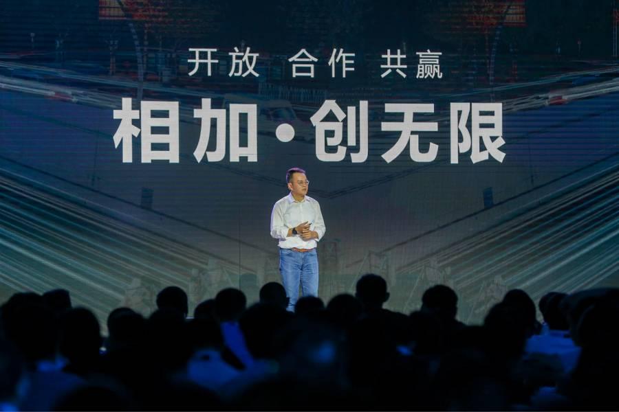 京东云申元庆:云计算的未来是生态