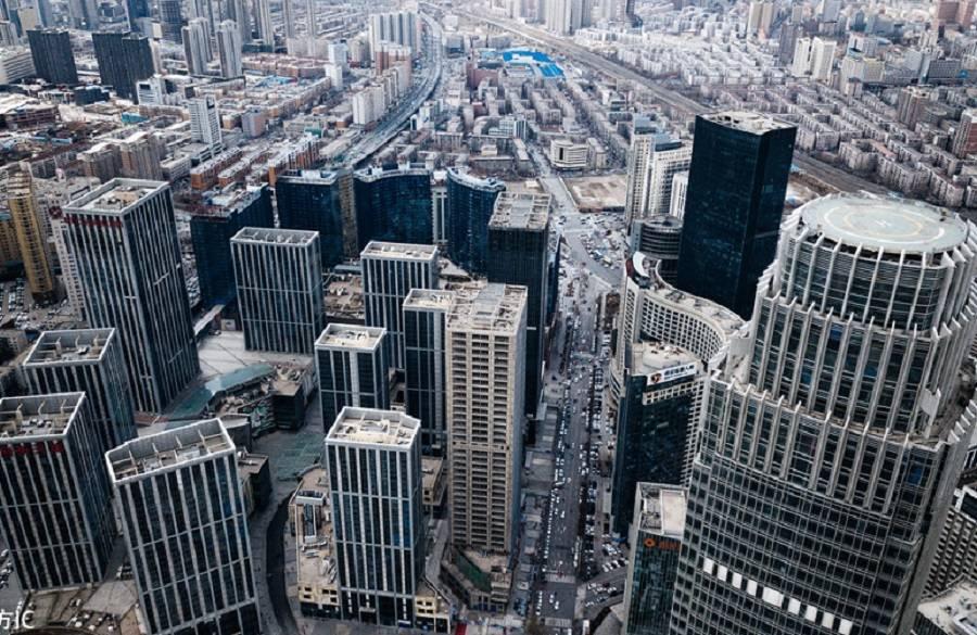"""從場景入手,將智慧城市""""拆解""""為安防、交通、社區家庭、商業"""