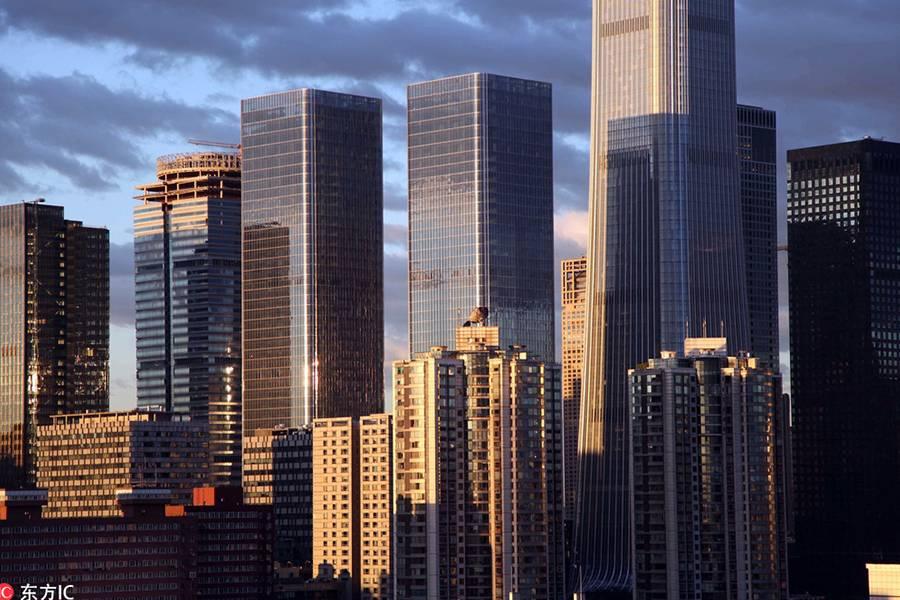 高楼大厦,建材,房地产,政策调控