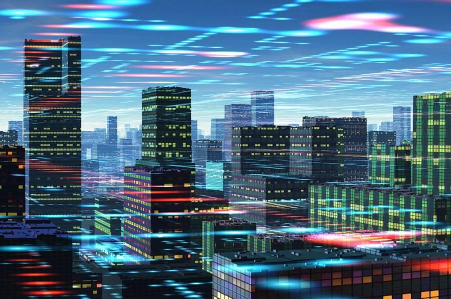 """这是上海浦东的""""城市大脑"""",它让精细化管理渗透到每个街镇"""