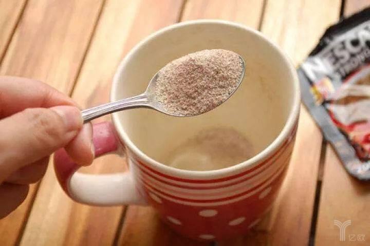 咖啡;速溶