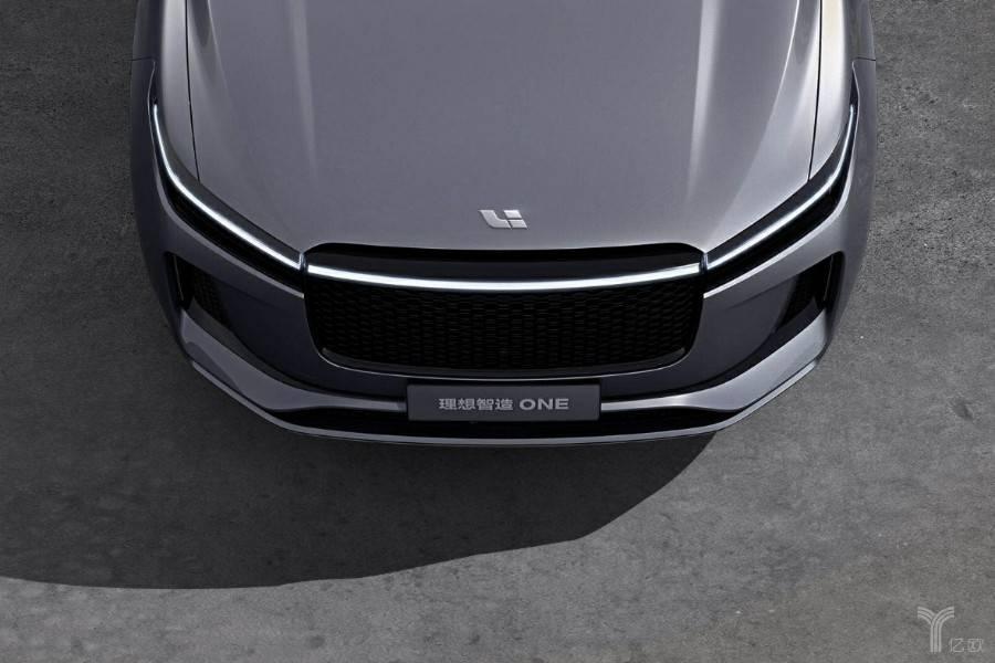 """车和家发布电动汽车品牌""""理想智造"""",首款中大型SUV本月18日亮相"""