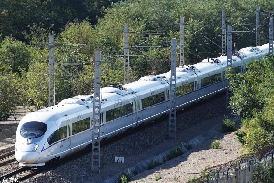 高铁运输,快递