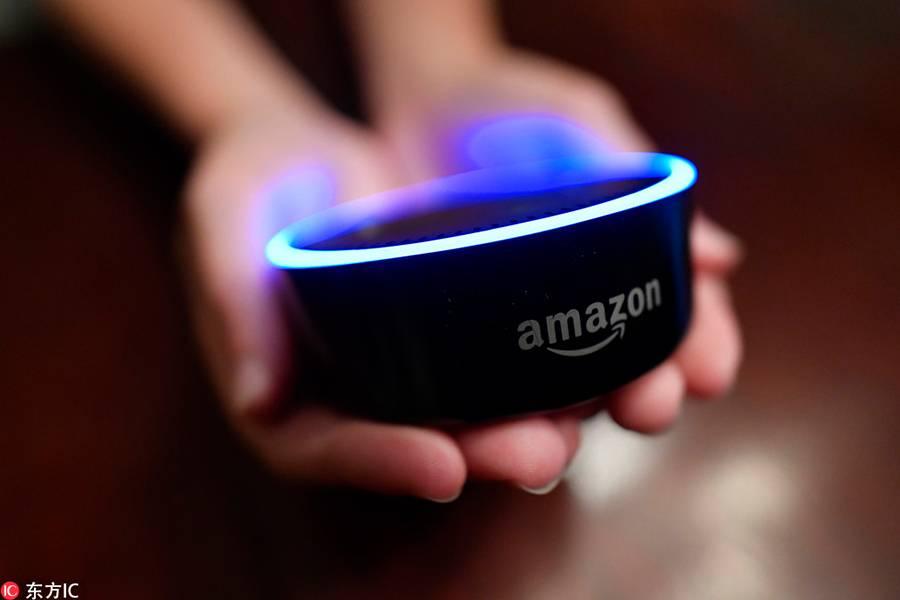亚马逊智能音箱