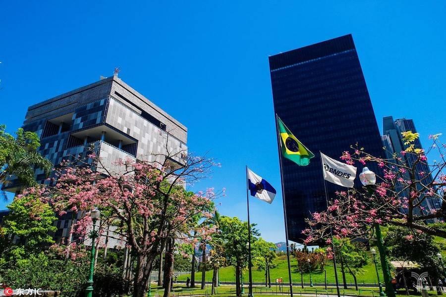 巴西,巴西,金融科技,蚂蚁金服,腾讯,信贷