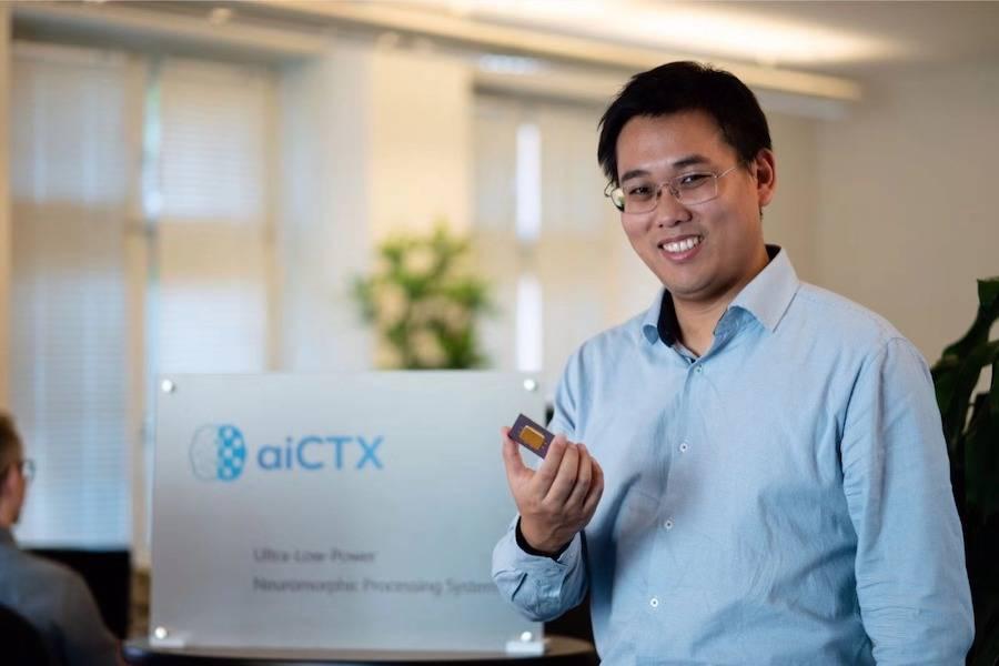 首发丨类脑芯片厂商aiCTX获百度风投领投,数千万元Pre-A轮融资