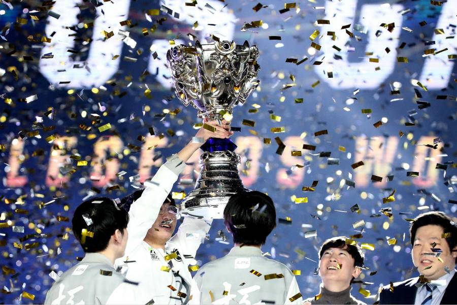 iG夺冠就像创业成功,值得我们每一个人学习