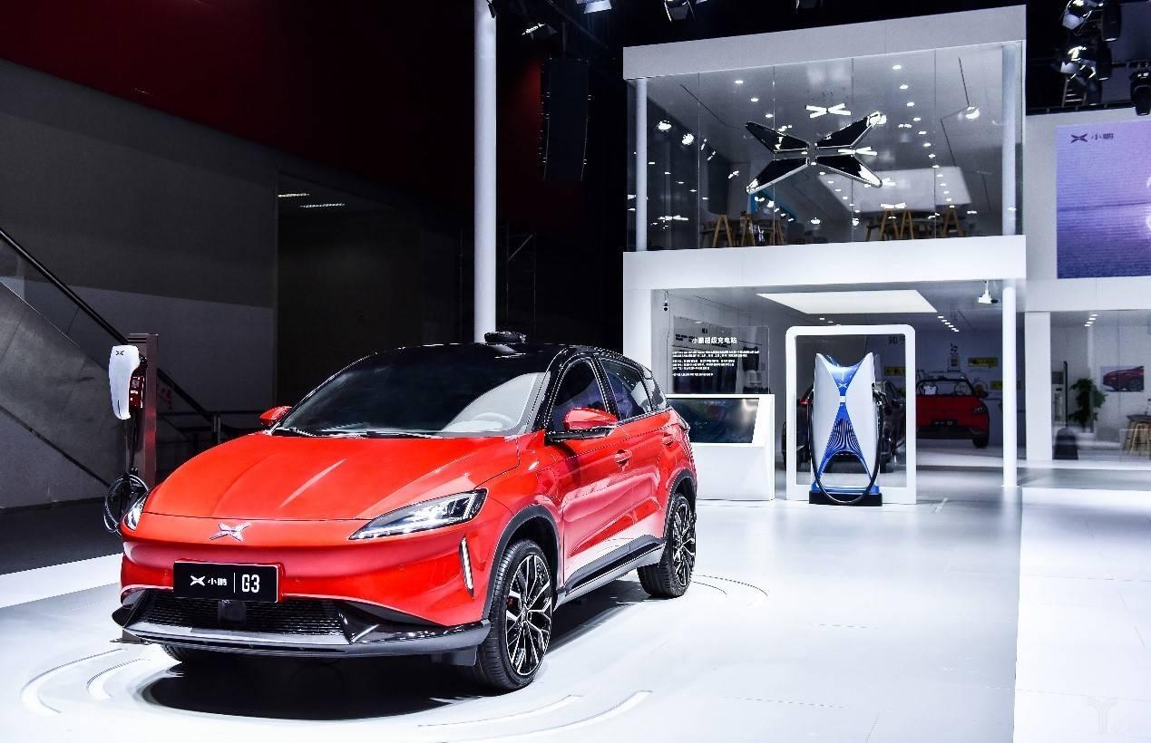 小鹏汽车北京体验中心开业,2019年将在30个城市开设70家直营店