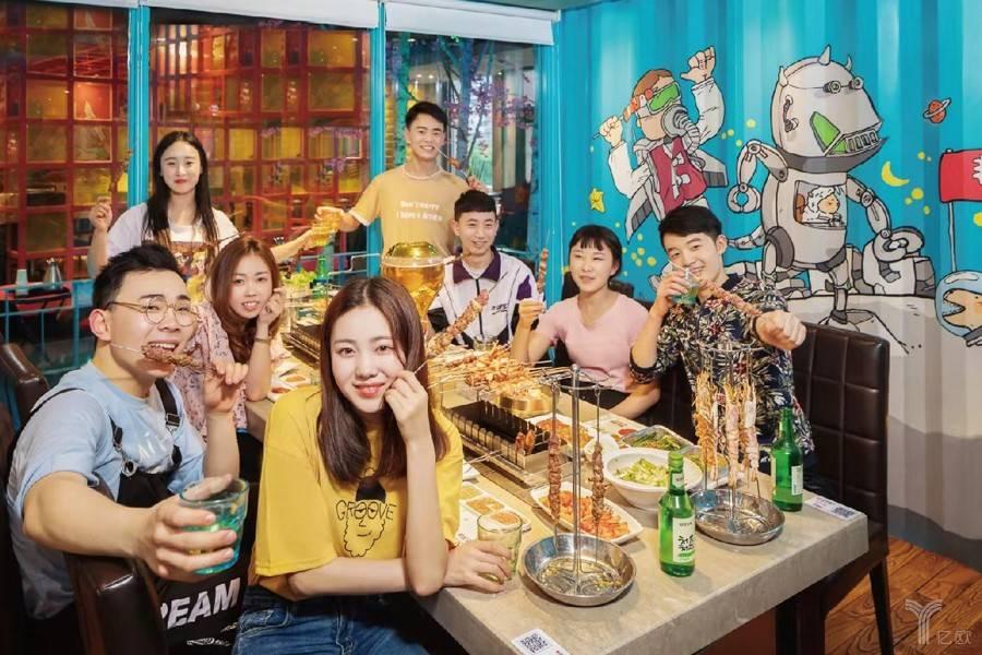 28年烤串生涯后,豐茂創始人尹龍哲認為如今是燒烤最好的時代
