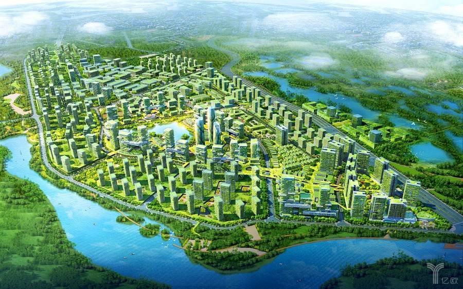 """物联网为""""产"""",惠州为""""城"""",看潼湖科技小镇如何产城融合?"""
