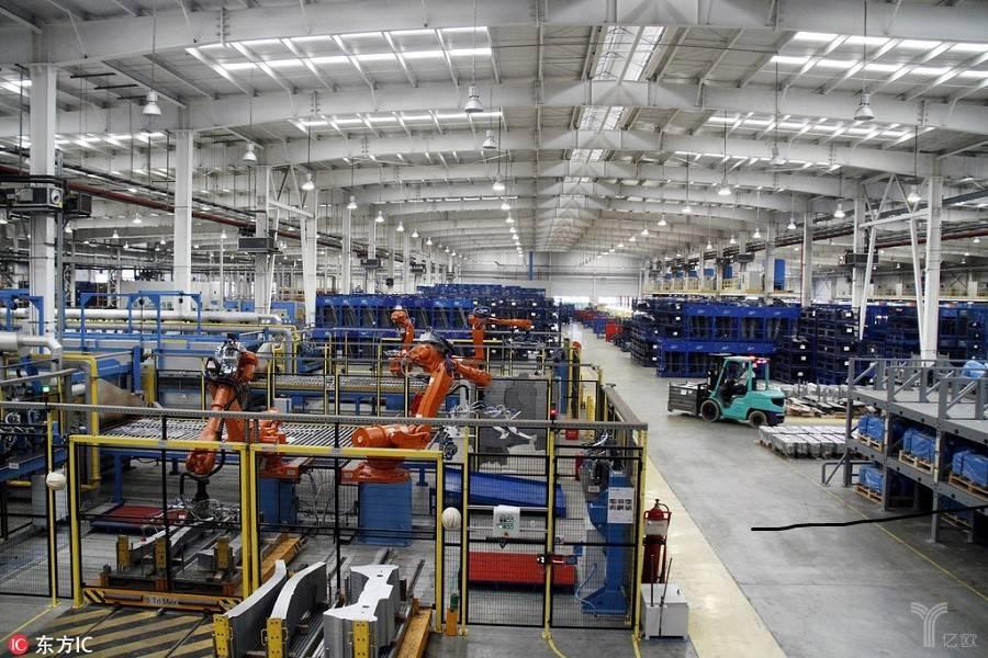 自动化工厂