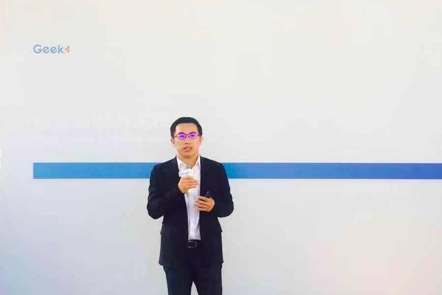 「物流科技30+」Geek+郑勇:智能化变革+3PL仓储物流服务,是未来大势