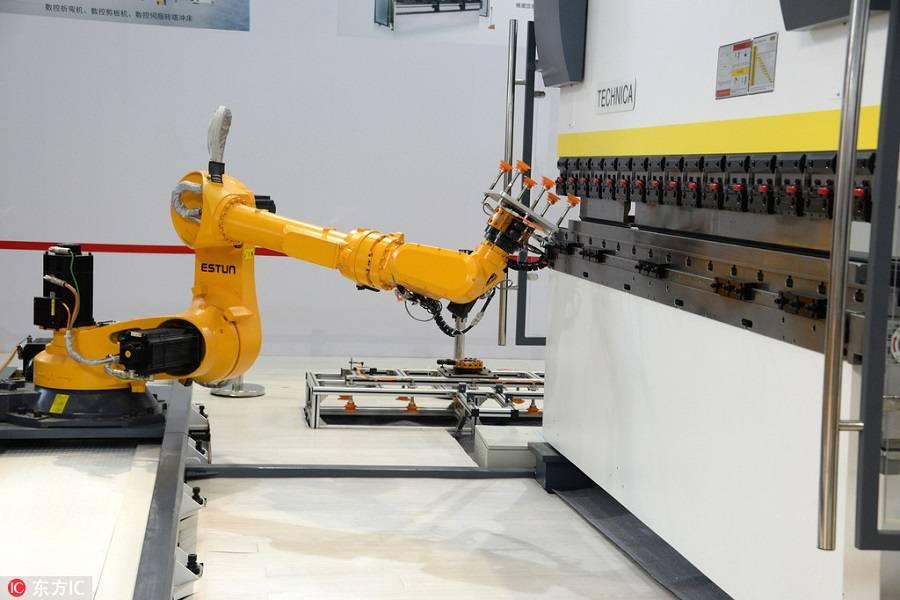 广昌出手,6亿欧元收购机器人公司落户嘉定!
