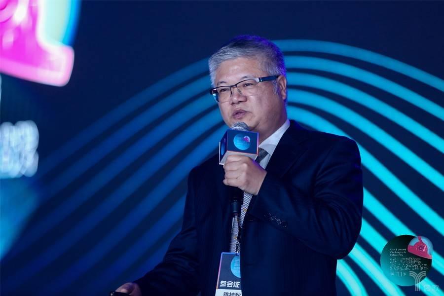 浙江省城乡规划设计研究院院长陈桂秋:城市大脑要为未来智慧城市规划