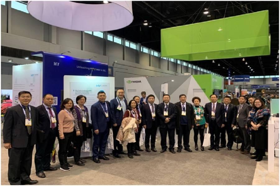 汇医慧影再次亮相北美放射年会,中国AI医疗全周期产品走向国际舞台