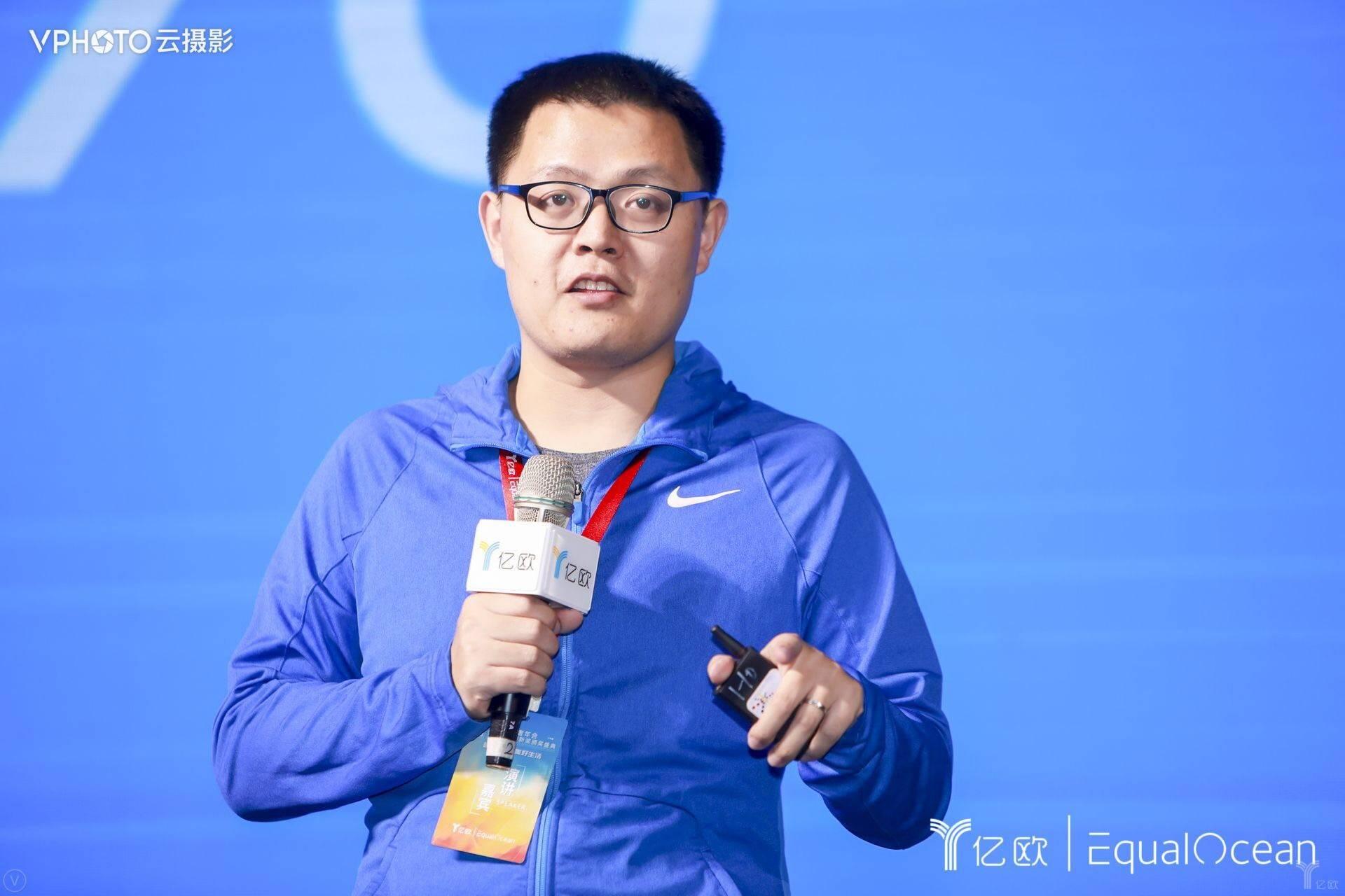 微基因CEO陈钢:口水中的秘密,基因数据的未来