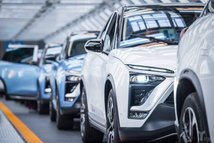 蔚来,es8,蔚来,理想,造车新势力