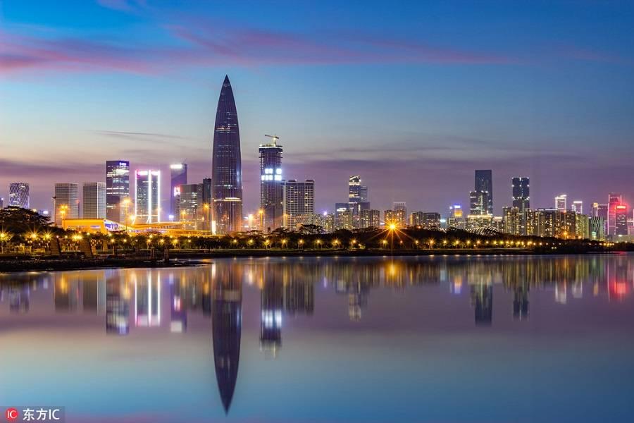 深圳,工业机器人,大湾区,制造业升级创新