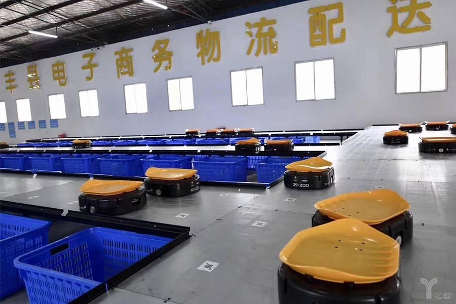 机器人、自动分拣机器人、物流仓储配送机器人
