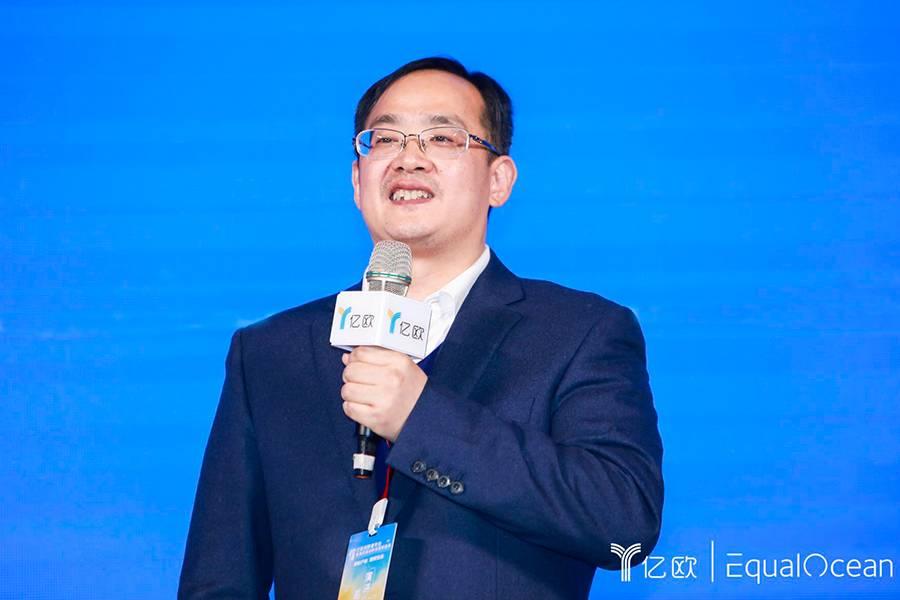 维金创始人俞强华:构建金融基础设施,迎接产业互联网的春天