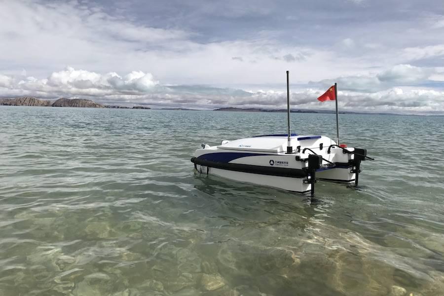 无人船创业公司云洲智能获4亿元C轮融资,华金领越领投