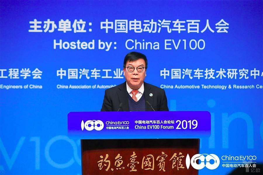 上汽集团总裁陈志鑫:汽车标准将被4亿新生代重新定义