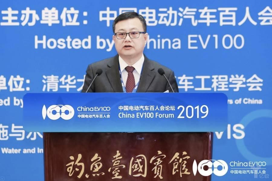 天际汽车CEO张海亮:未来3-5年,三元锂电池将会遭遇技术瓶颈