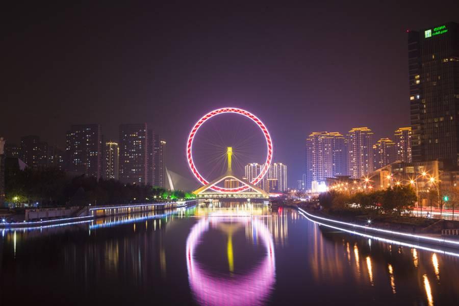 历史上多次开风气之先的天津,如今要引领智能制造潮流