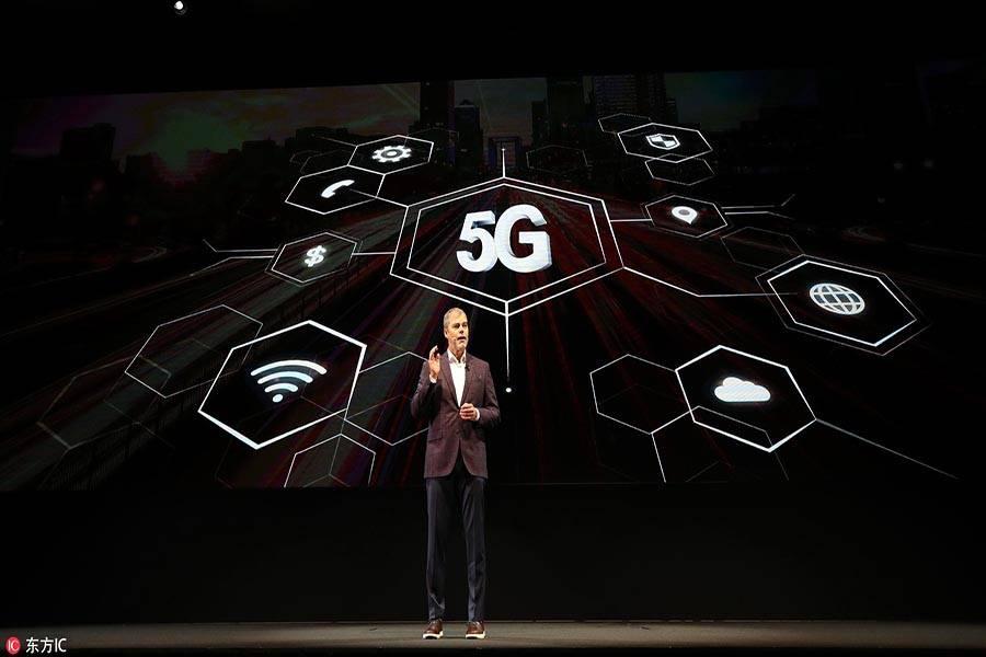 5G背后的IOT究竟迎来怎样的电光火石?