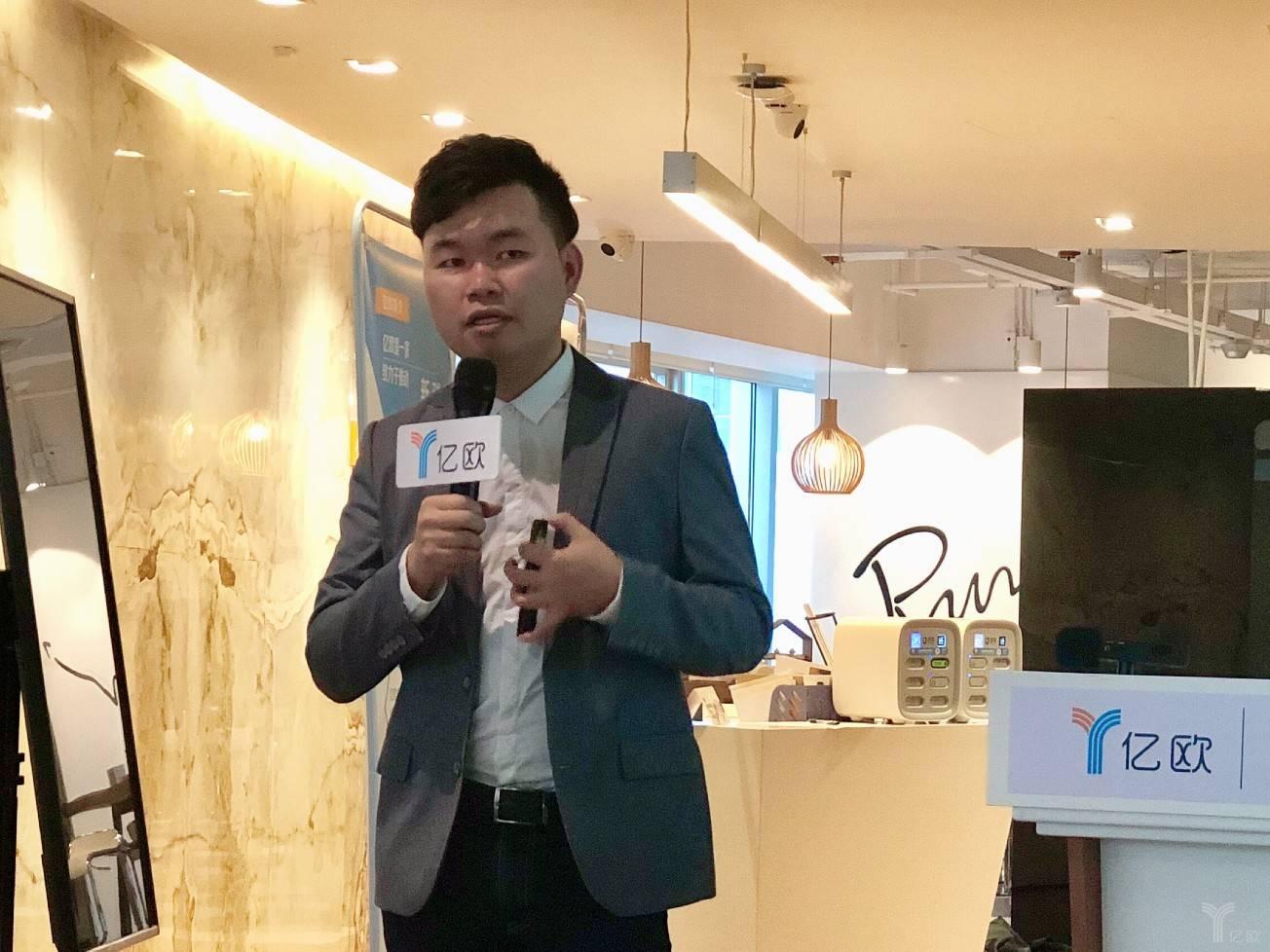 F5未来商店林小龙:打造更细颗粒度的智能零售网络