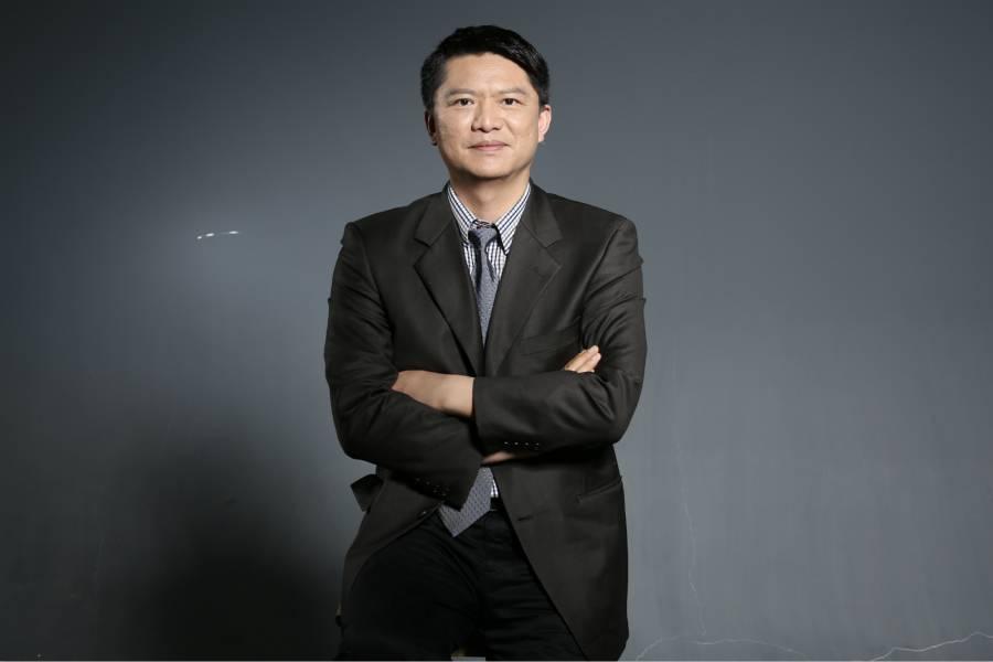 递易创始人兼CEO邹建华