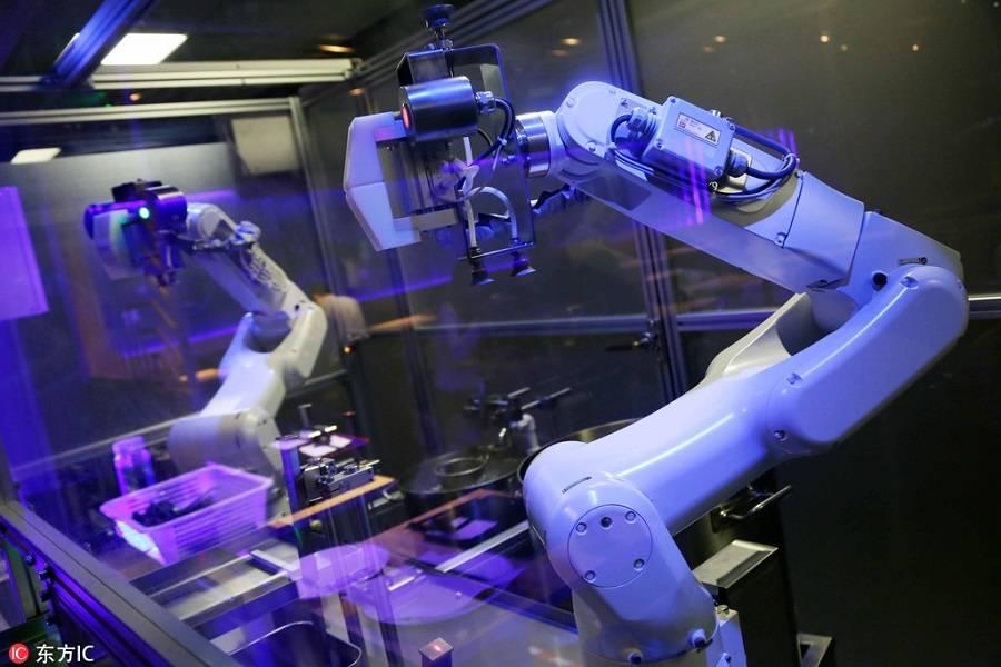 運動控制市場下滑,機器人前景如何?