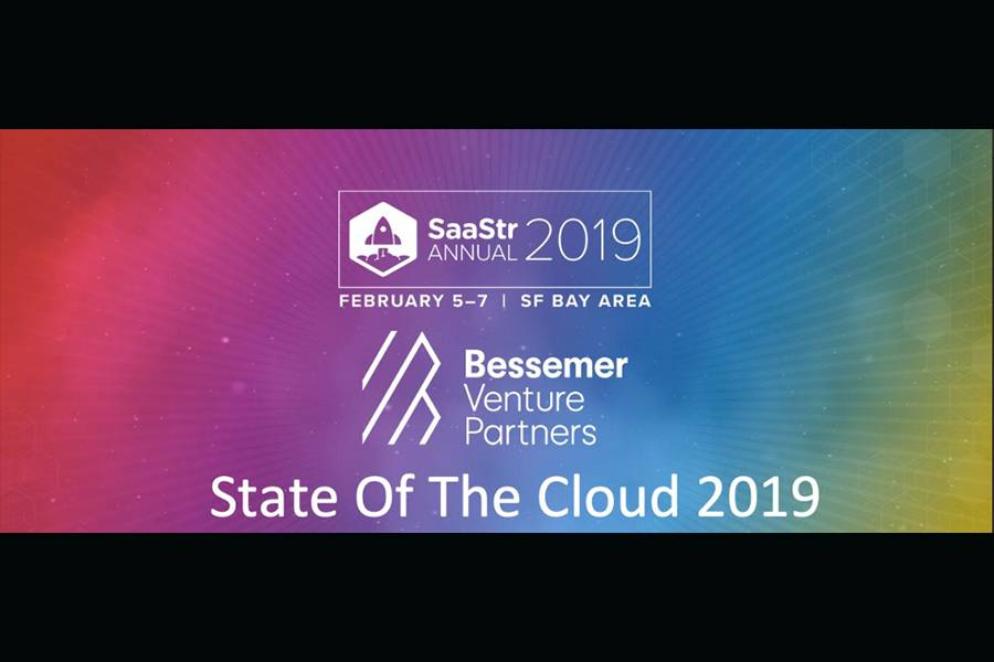 SaaStr2019丨云赛道的创业者注意了,GRIT成为发展关键