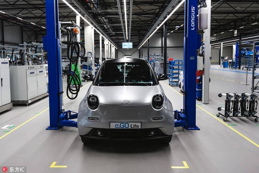 德国将发布《国家工业战略2030》,允许企业垄断抗争中国制造