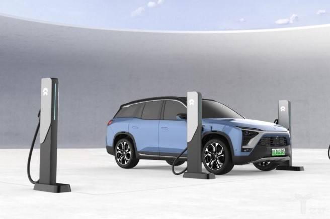 蔚来4月将发布超级充电桩,并开放一键加电服务