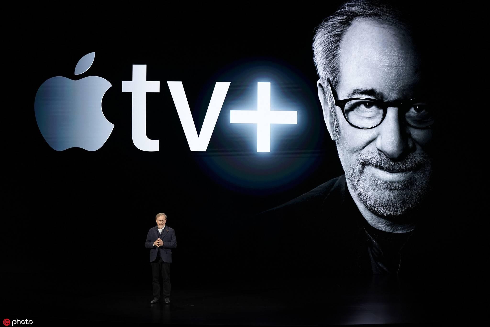 苹果,苹果,乔布斯,库克,Apple News,Apple Arcade,Apple Card,Apple TV+,苹果2019年春季发布